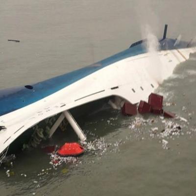 Naufrage d'un ferry en Corée du Sud qui fait plus de 300 morts: le capitaine condamné à 36 ans de prison