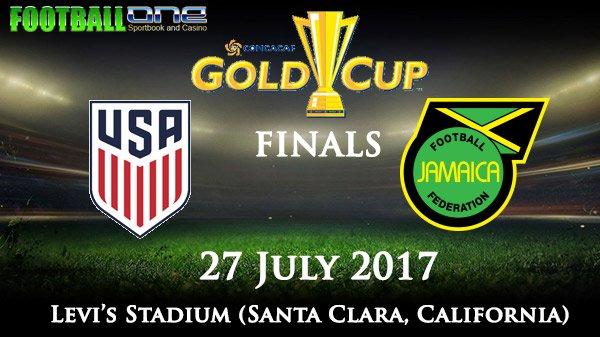 Prediksi USA vs JAMAICA 27 July 2017