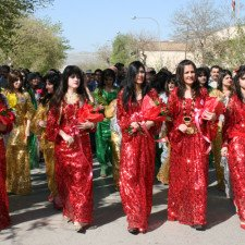Newroz, the Kurdish New Year | The Kurdistan Regional Government Representation in Austria