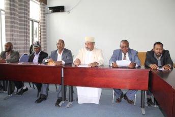 un congrès pour amender l'article 13 de la constitution - Al-Watwan, quotidien comorien, actualités et informations des Comores