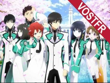 Manga Mahouka koukou no rettousei VOSTFR Episode 1 en streaming