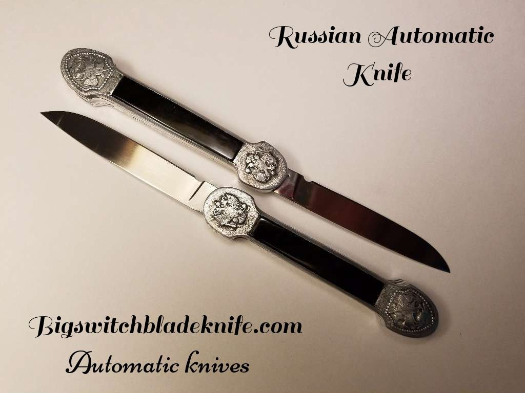 Switchblade knives Automatic knives Custom knives Sword canes