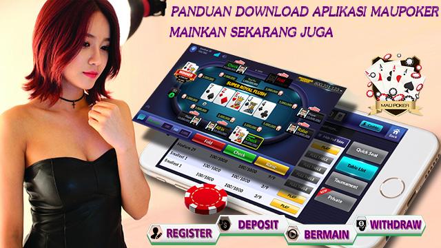 Panduan Cara Menginstall Aplikasi Maupoker - Agen Poker Online