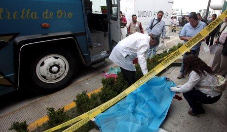 Un train percute un bus au Mexique : quatre personnes tuées