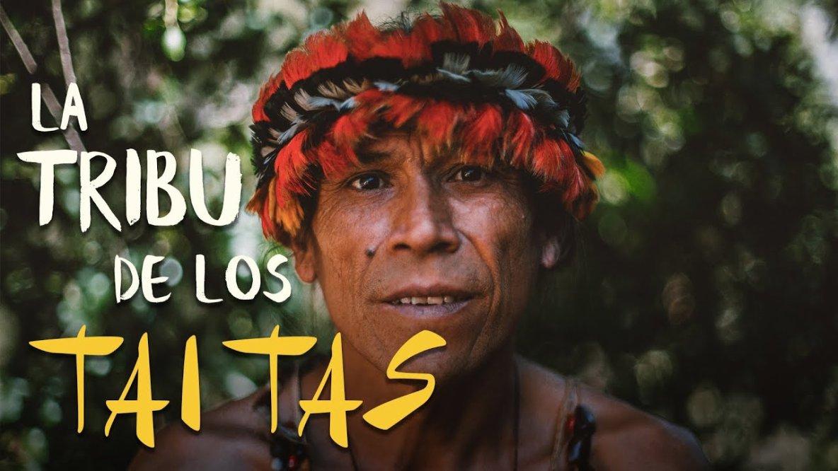 Ce sont quelques-uns des mots d'Arturo Piegrande, de la tribu des Taitas.