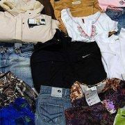 Vêtements usés pour femmes et enfants- vente en gros - Bas-Rhin, Alsace - Chezmatante.fr