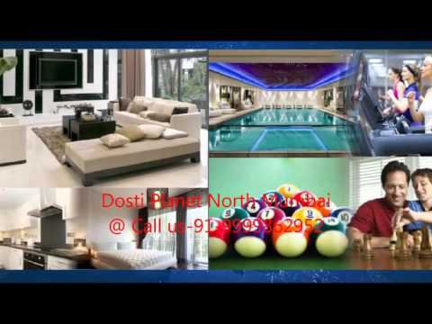 Dosti P 180 Thane Mumbai, Dosti Planet North Thane Mumbai, Dosti Realty with subtitles | Amara