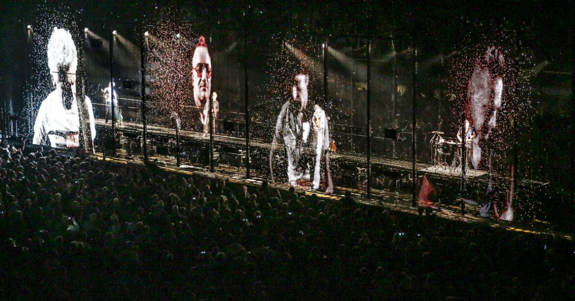 U2's Longtime Stage Designer Talks 'Joshua Tree' Tour 2017