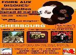 """Annonce """"Foire aux disques - CHERBOURG - 10 mai 2014 - 16eme édition"""""""