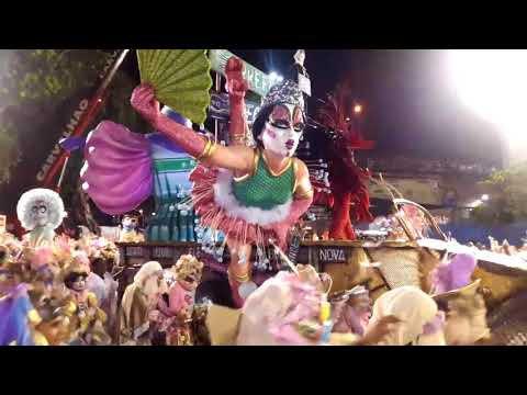 Carnaval Rio 2018 - Défilés Officiels Ecoles de Samba - YouTube