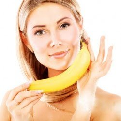 ماسك الموز لازالة التجاعيد