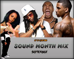 SOUND MONTH MIX SEPTEMBRE 2012