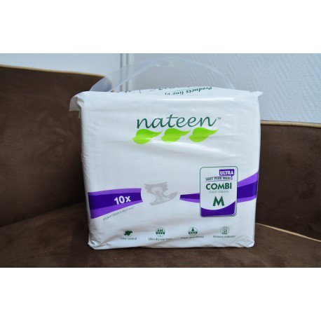 Nateen Combi ultra Medium - Diaper Minister