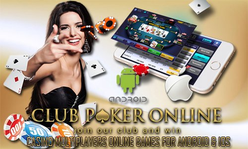 Game Live Casino Multiplayer Table Poker Online Android iOS