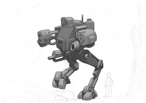 sketch walker by ~fatal-failure on deviantART