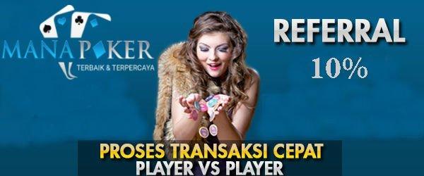 Bandar Poker Terpercaya Fitur Terbaik | Manapoker