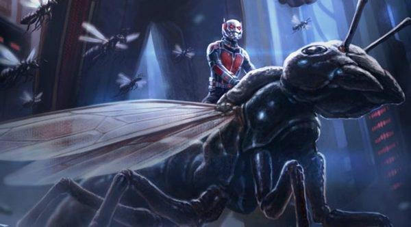 Sinopsis Ant-Man