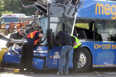 Bus driver from N.J. is acquitted in fatal upstate N.Y. bus crash