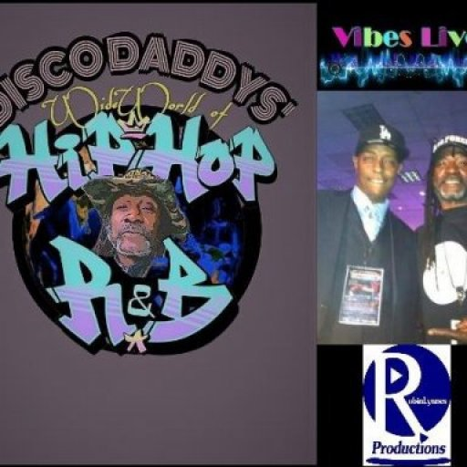 DISCO DADDYS' WIDE WORLD OF HIP-HOP AND R&B- Marion Tiny Frampton-The Black Spades and CHOLLY ROCK
