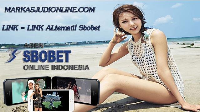 Link Alternatif SBOBET Online Terpercaya - Daftar Sbobet Resmi