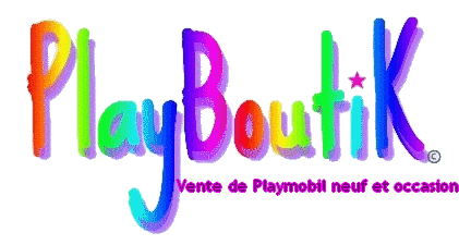 Histoire du Playmobil® Klicky