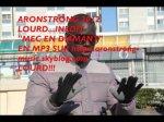"""ARONSTRONG INEDIT """"'MEC EN DIAMANT"""" (2012)"""