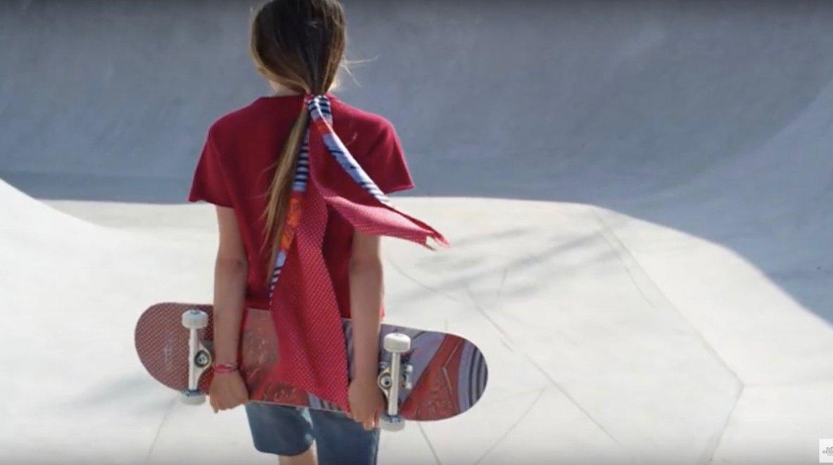 Hermès et le skate, une affaire qui roule!