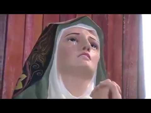 Medjugorje*Les Larmes de la Sainte Vierge Marie…Vidéo (2 min:36) Publiée le 13 Avril 2017..