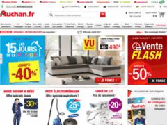 Auchan : Déco Maison,Jardin, Habillement,Vins,Traiteur, Electroménager