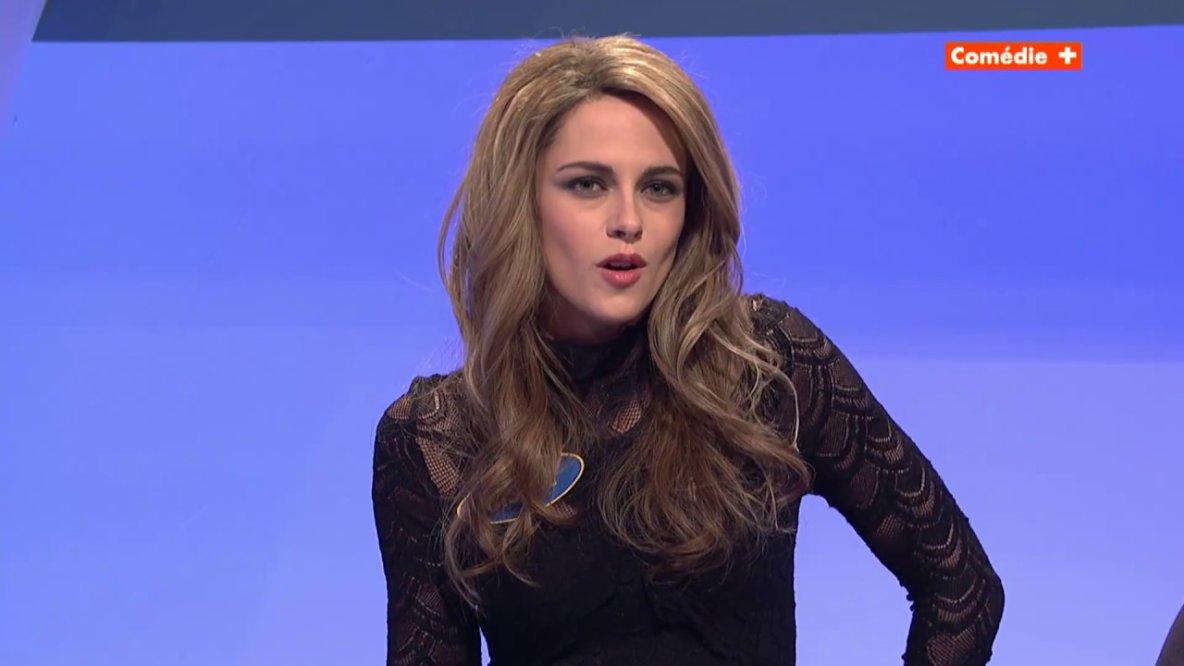 Celebrity Family Feud: Super Bowl Édition, Saturday Night Live avec Kristen Stewart