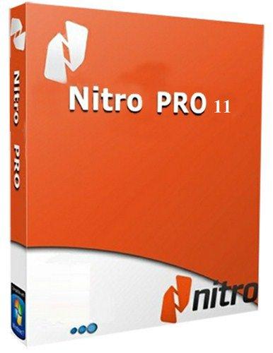 Nitro Pro 11 Crack Keygen with Serial Number Free Download