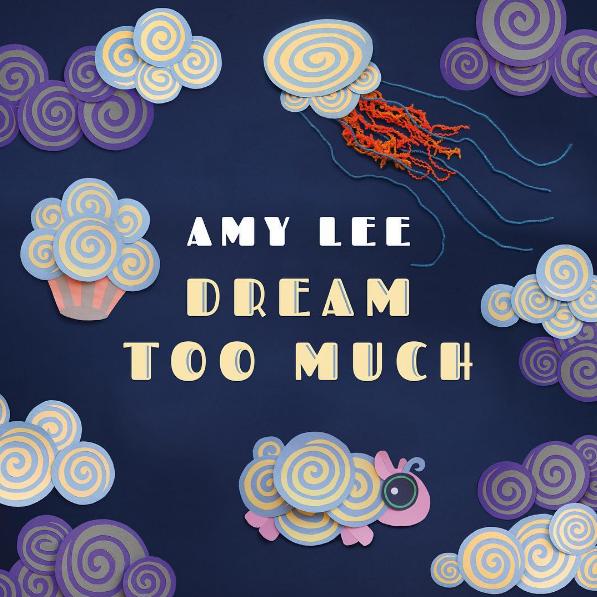 """Il y a 2 ans aujourd'hui (30/09/18) Amy Lee a sortie son album pour enfant """"Dream Too Much"""""""