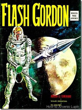 Flash Gordon - Colección Completa [Cómic][Español][269/269][CBR][OB]