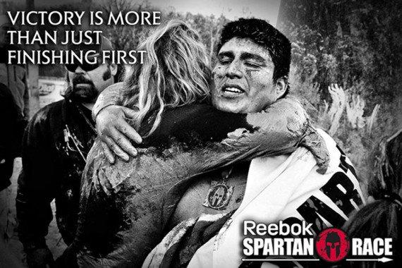 Grand gagnant du concours Spartan Race !