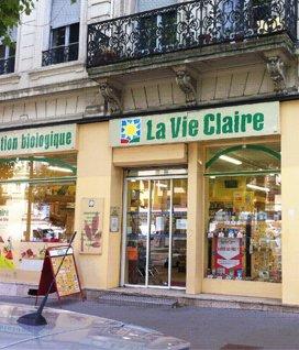 Magasin bio Saint Etienne - Boutique LA VIE CLAIRE
