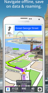 GPS Navigation & Maps Sygic 17.3.11 Apk