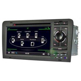 Audi S3 DVD player GPS Naviationssystem mit Radio TV Bluetooth