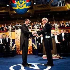 Drei Nobelpreis-Träger und ihre Revolution gegen Falten