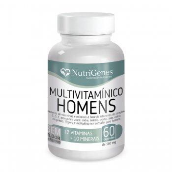 Multivitam?nico para Homem || NutriGenes
