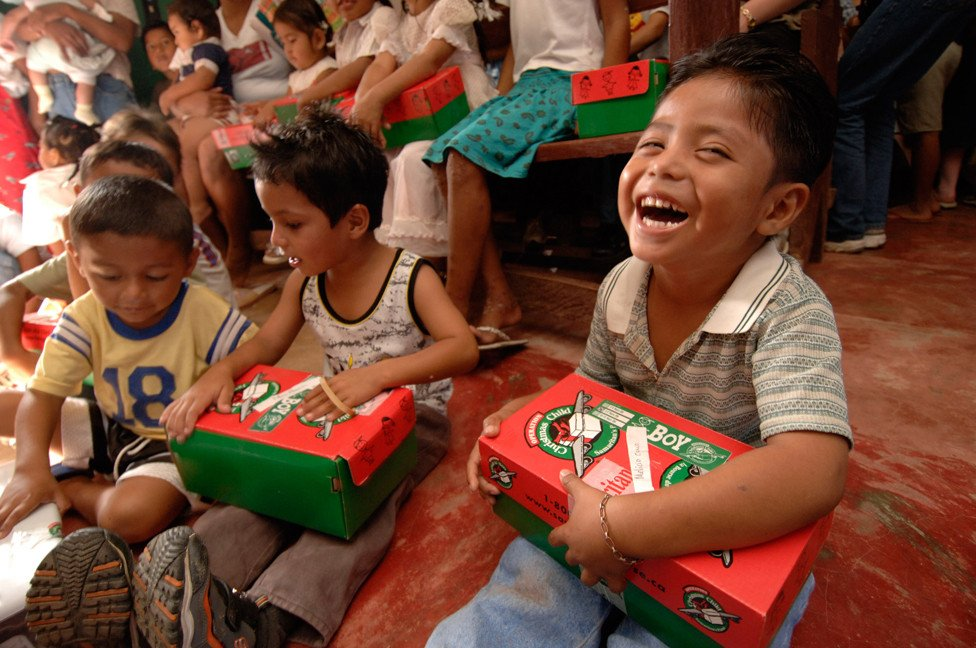 Operation Christmas Child | Christmas Gifts for Children In Need