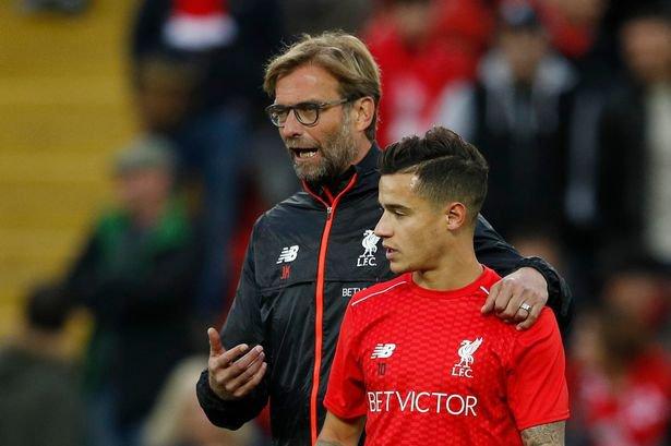 Coutinho Spesial Untuk Klopp Dan Liverpool