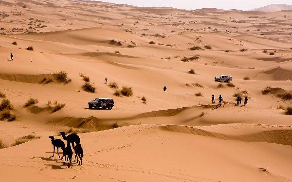 Rallye Aïcha des Gazelles : l'équipage « Gaz Ailes Niçoises » | AZUR TV