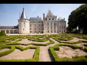 Les Jardins du Château de Bouges - Jardins Secrets en Berry - Les Plus Berry Province - Berry Province