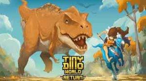 Tiny Dino World: Return Apk 1.0.9 (LATEST) Download