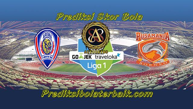 Prediksi Arema vs Borneo 30 Juli 2017 - Prediksi Bola