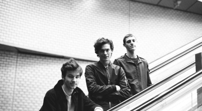 Le groupe Springwater a dévoilé son premier EP de cinq titres: 'Abyss'. | Muzikomag