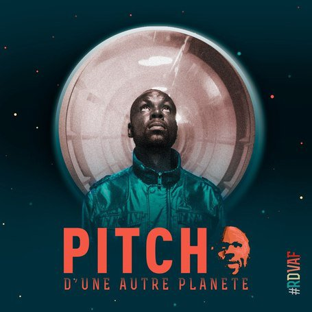 "PITCHO sort bientôt l'album ""RENDEZ-VOUS AVEC LE FUTUR"" • #RDVAF 