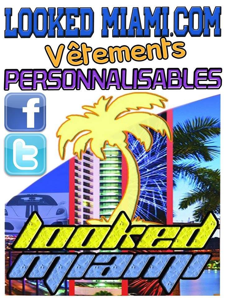 Radio Aviva et Looked Miami vous offrent un T-shirt unique ! | Radio Aviva - 88.0FM - Votre média local et indépendant à Montpellier et son agglomération