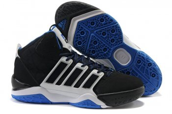cheap adidas adiPower Dwight Howard 2 Shoes Black Blue White basketball sale