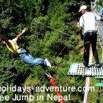 Bungee Jumping in Nepal, Bhote Koshi Bungee Jumping in Nepal | Holidays adventure in Nepal, Trekking in Nepal, Himalayan Trekking operator agency in Nepal